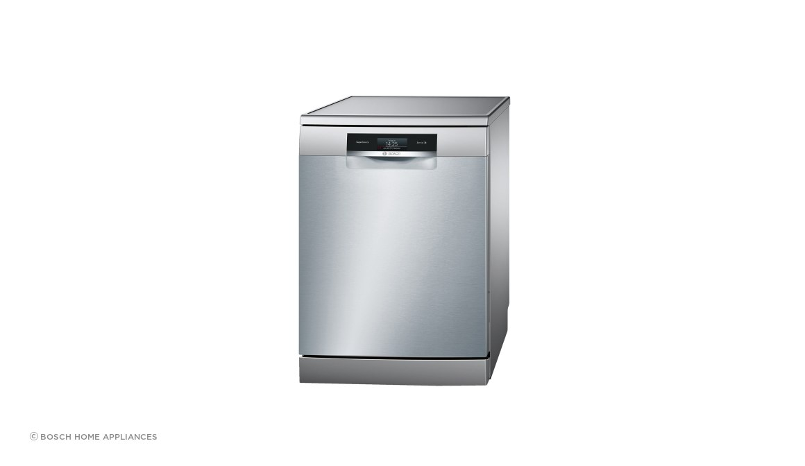 Freestanding Stainless Steel Dishwasher