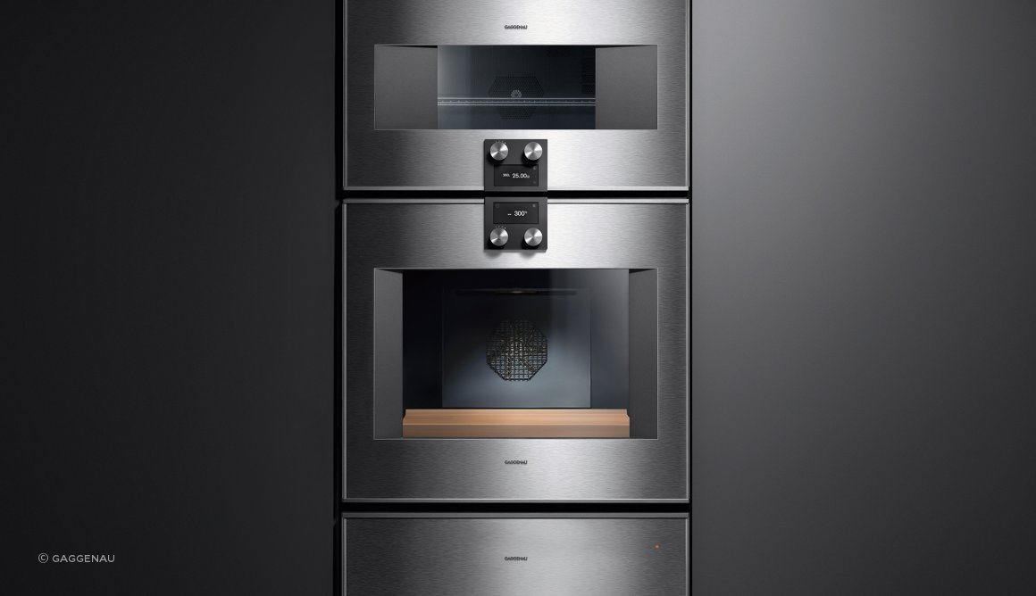 76cm 400 Series Combi Microwave Oven With Grill