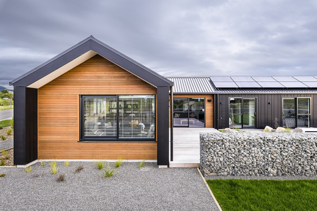 DRH Ferndale Showhome Archipro Exterior t