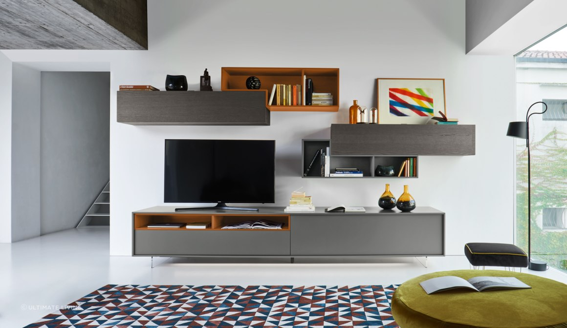 L5C021 Wall Unit by Sangiacomo