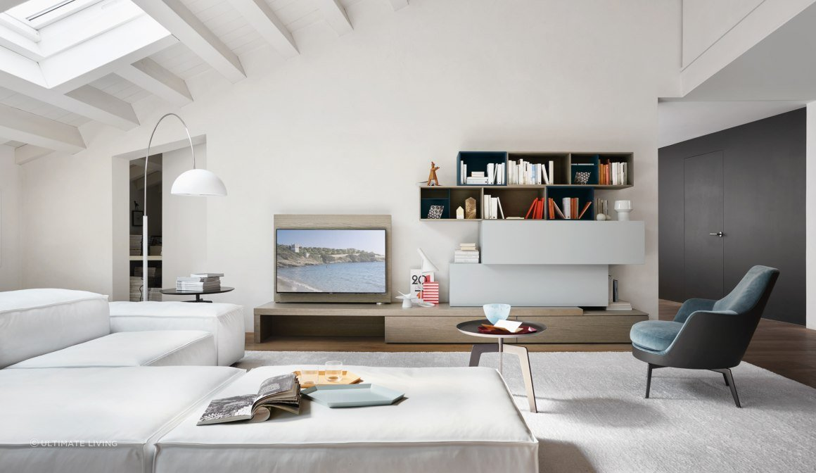L5C044 Wall Unit by Sangiacomo