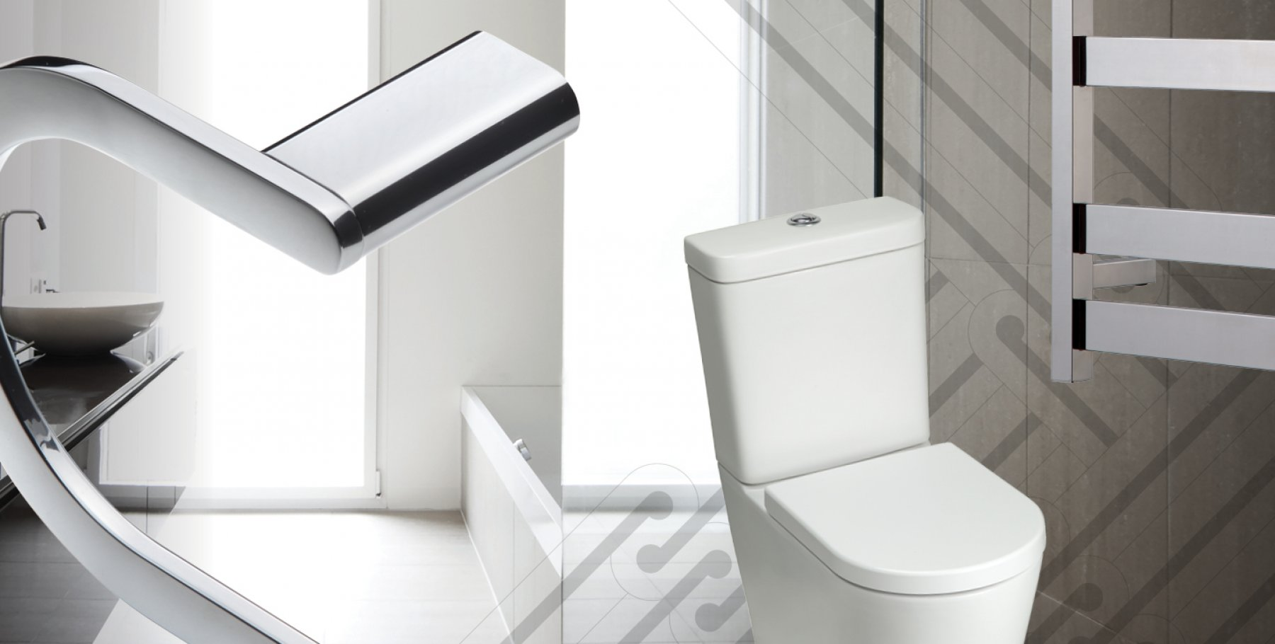 Loft Wall Faced Toilet by Heirloom International Ltd