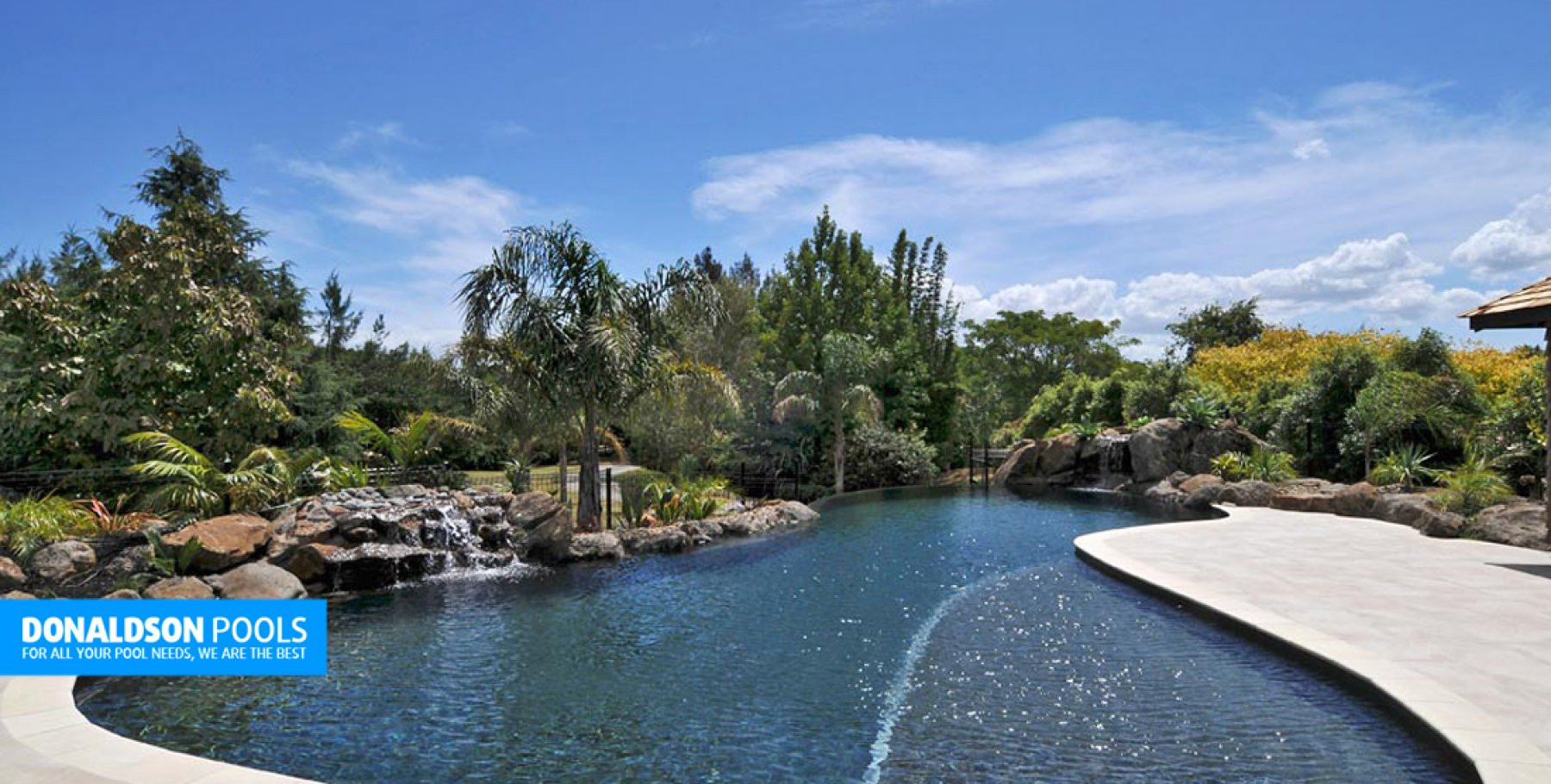 Donaldson pools auckland archipro for Pool design auckland