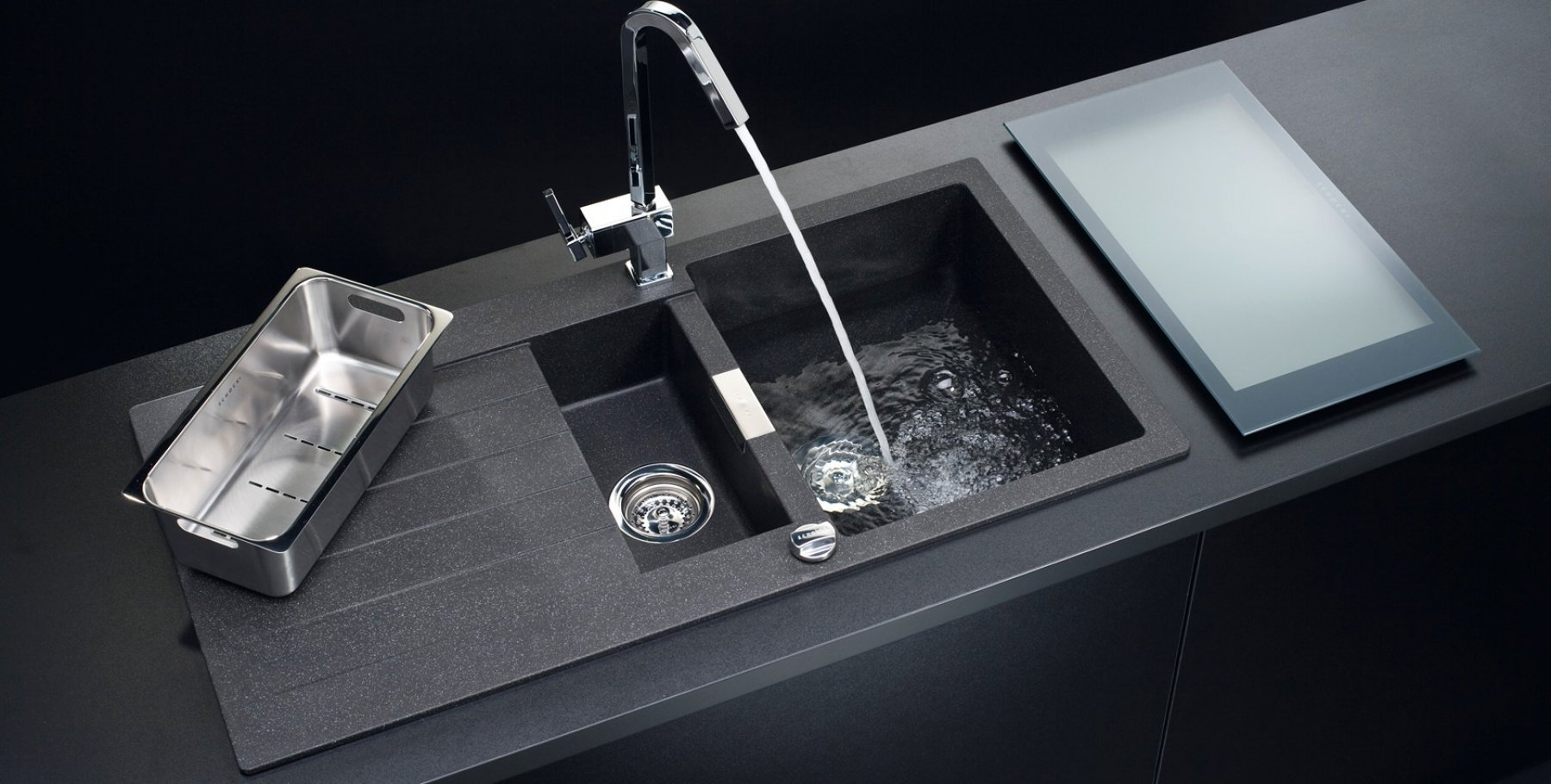 Egmont 1000 15 Sink By Schock By Archant