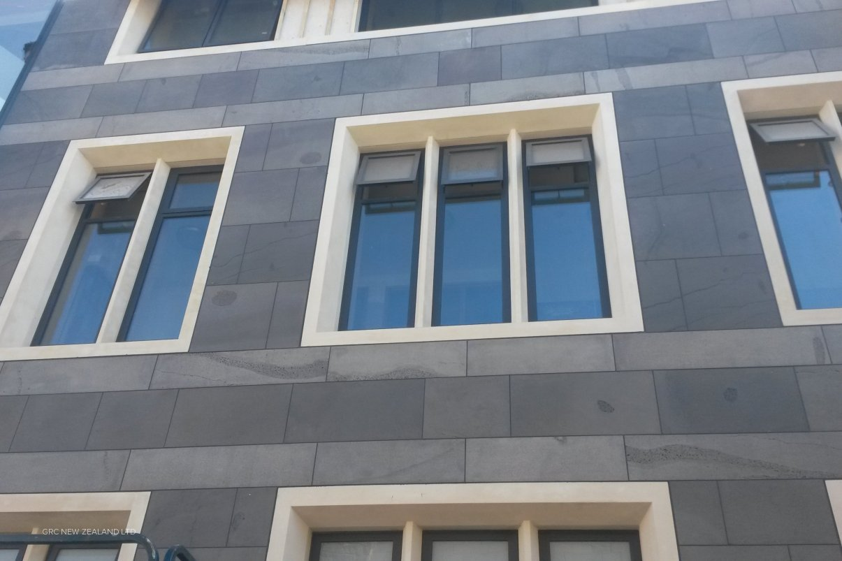 GRC Window Surrounds - Glassfibre Reinforced Concrete by GRC New ...