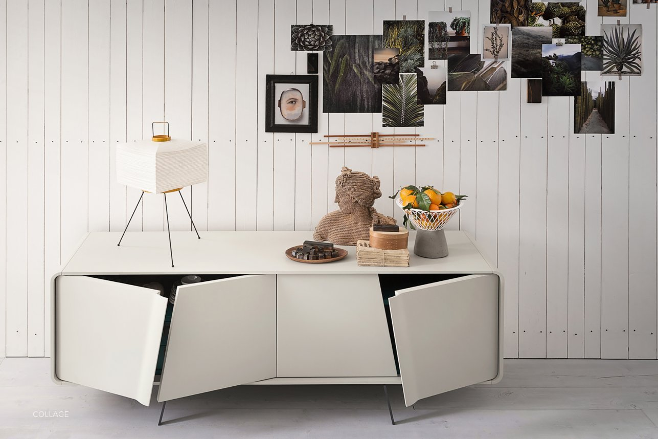 Musa Buffet by Alf Da Fre by Collage
