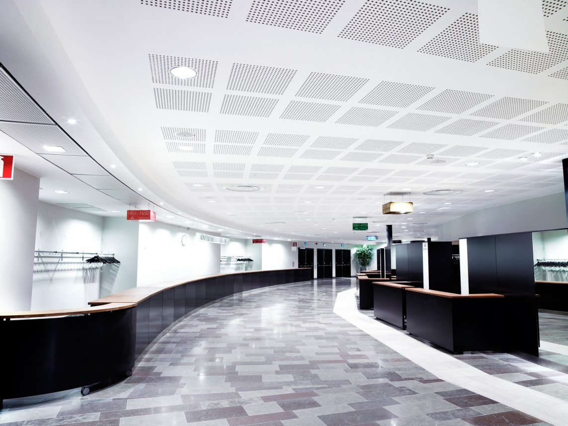 Protone 12mm square perforated plasterboard by potter interior systems protone 12mm square perforated plasterboard dailygadgetfo Images