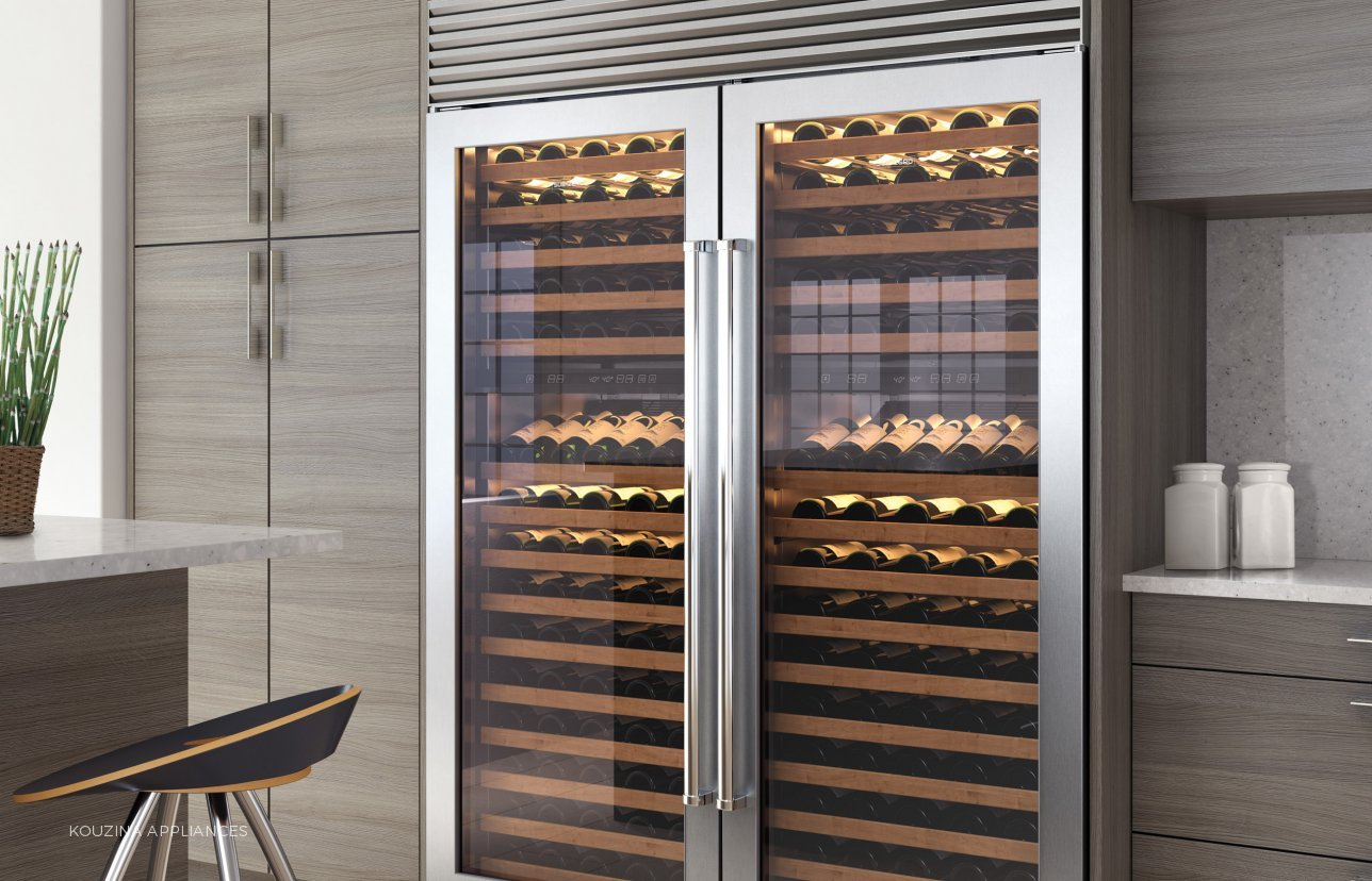 Previous Integrated Tall Wine Storage W 762 By Sub Zero