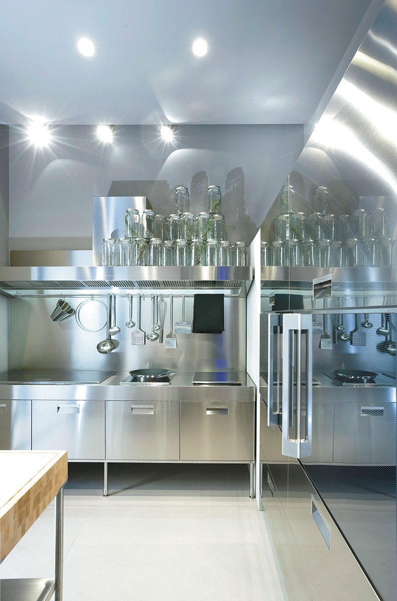 Arclinea Kitchen - Artusi Collection by Matisse
