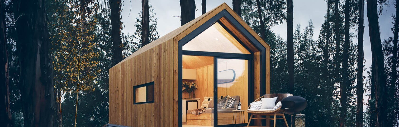 Seven Small Homes And Why The Tiny Movement Is Growing Architecture Nz