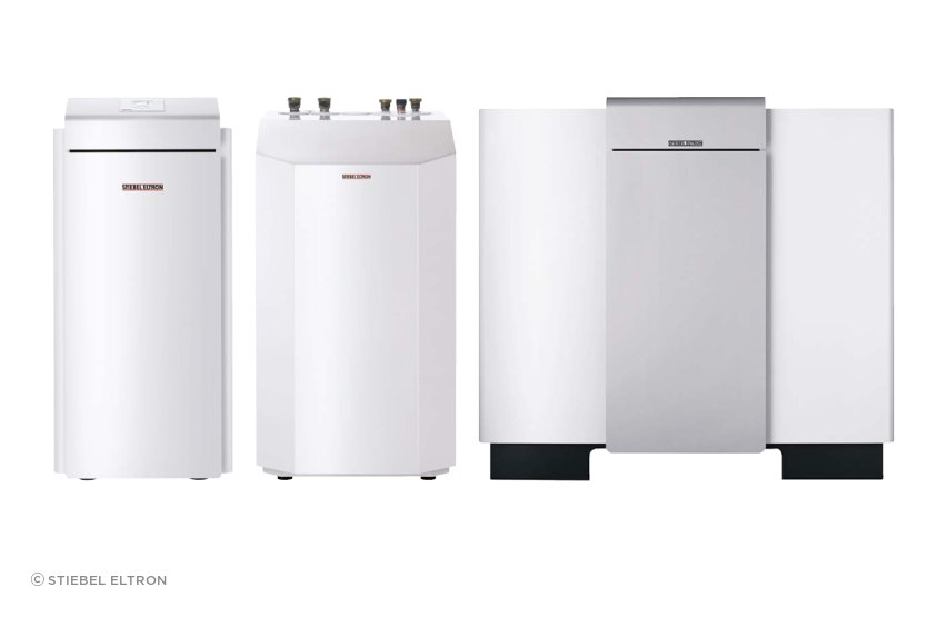 Stiebel Eltron's range of geothermal hydronic heating heat pumps for the New Zealand market.