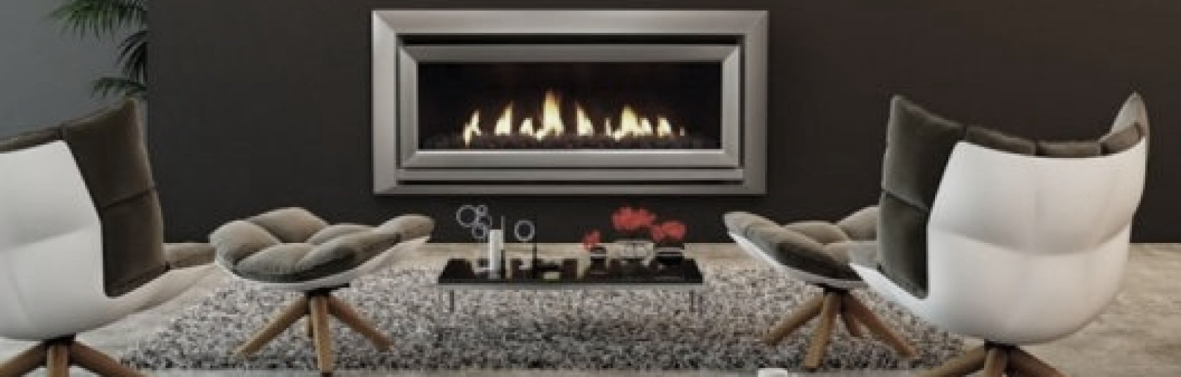 Getting fired up: Richard Miller shares why glass front fireplaces are in vogue