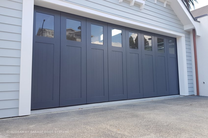 Turning your garage into a home gym can help you keep fit.