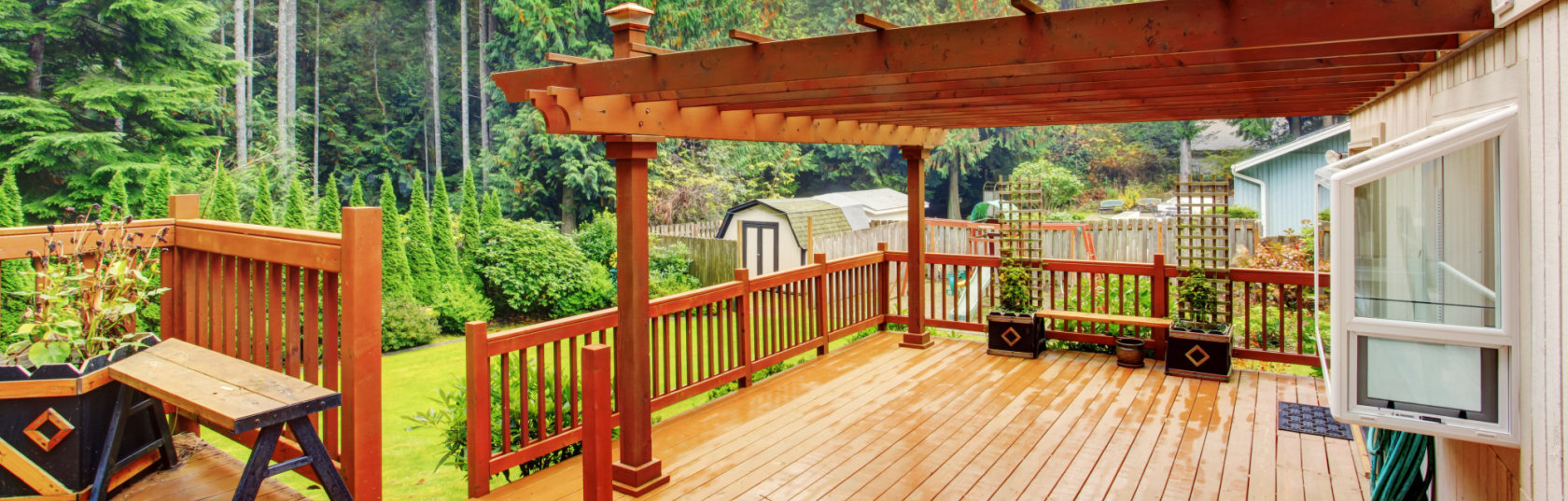 27 Timber Decking Materials: Which Wood is Best for Your Backyard?