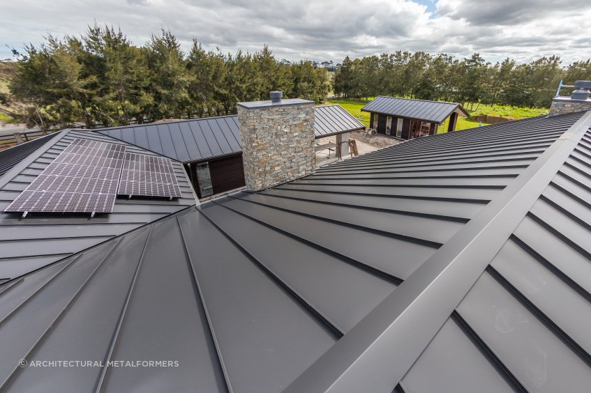 Smarttray Standing Seam Roofing