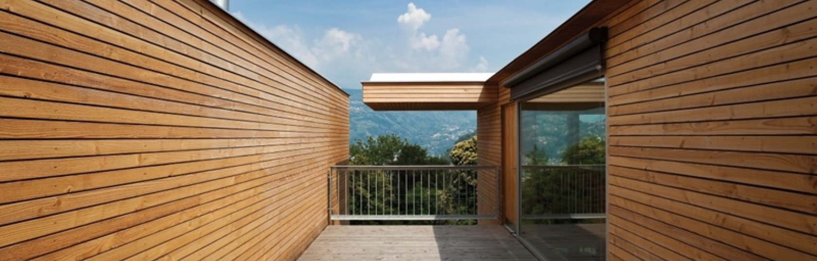 Extending the life of timber cladding