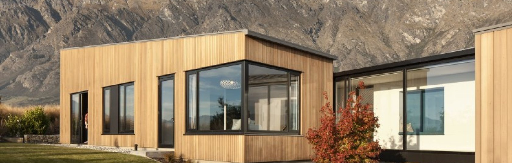 Nordic style: a monumental leap for cedar cladding