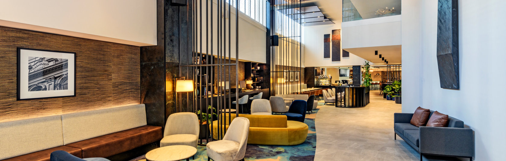 Kiwi-inspired: the lush interiors of the Four Points by Sheraton