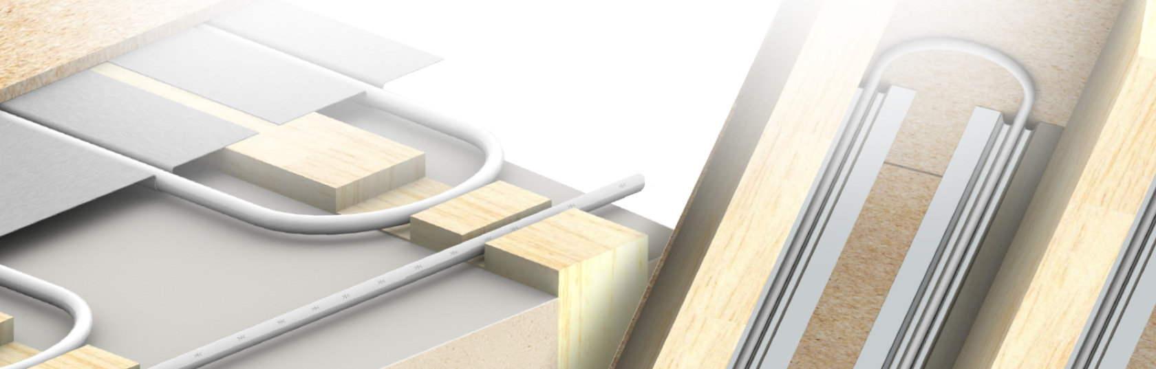 Heat rising: the evolution of underfloor heating