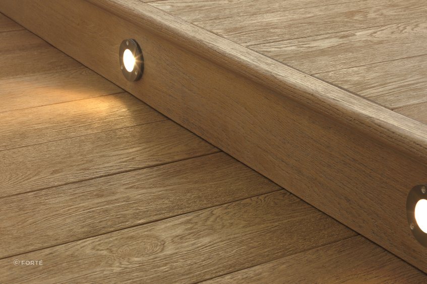 Millboard Coppered Oak (Enhanced Grain Collection)