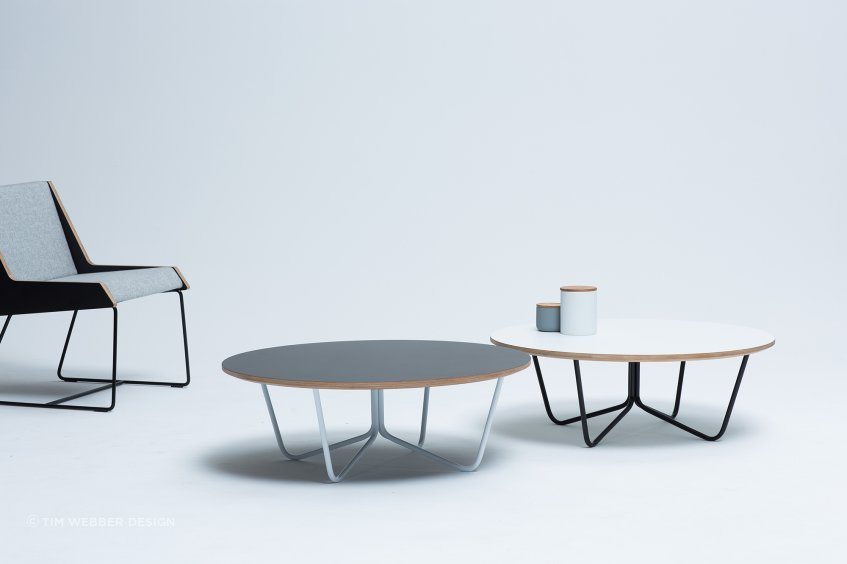 North Coffee Table and Jet Chair
