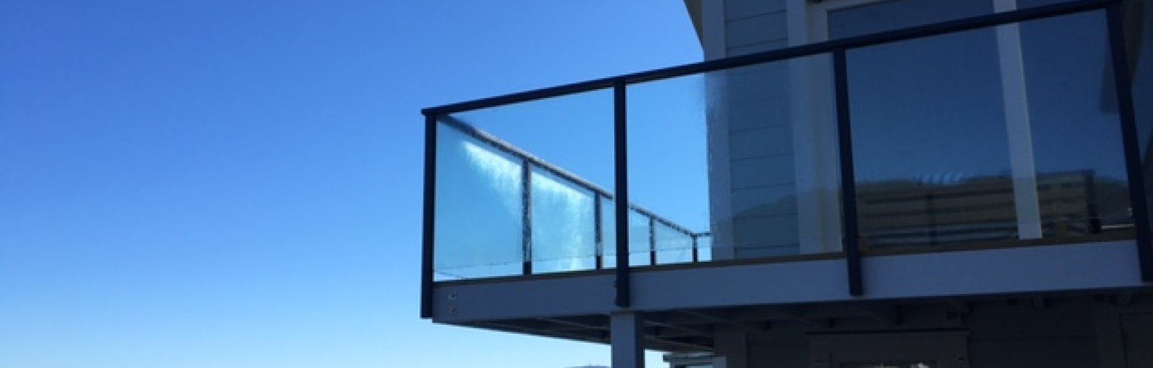 Provista 'Panorama' balustrade for renovated Mansfield home