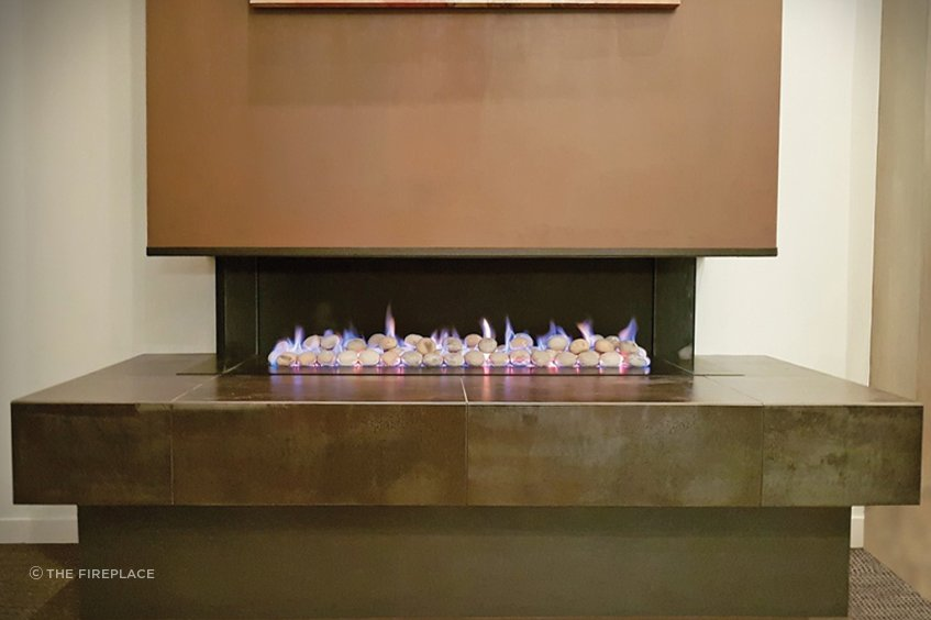 Combining design and efficient heating