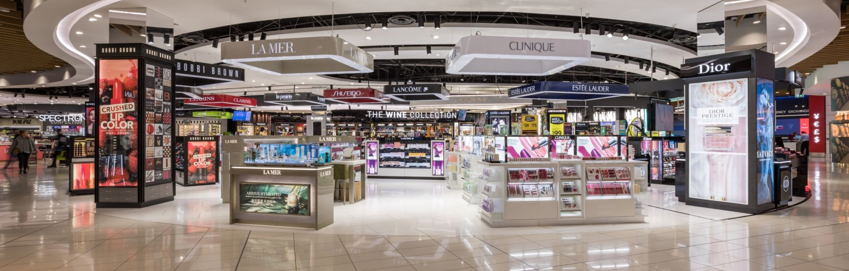 Enhancing the architecture of retail spaces