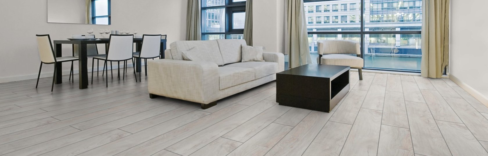 Not all laminate flooring is created equal