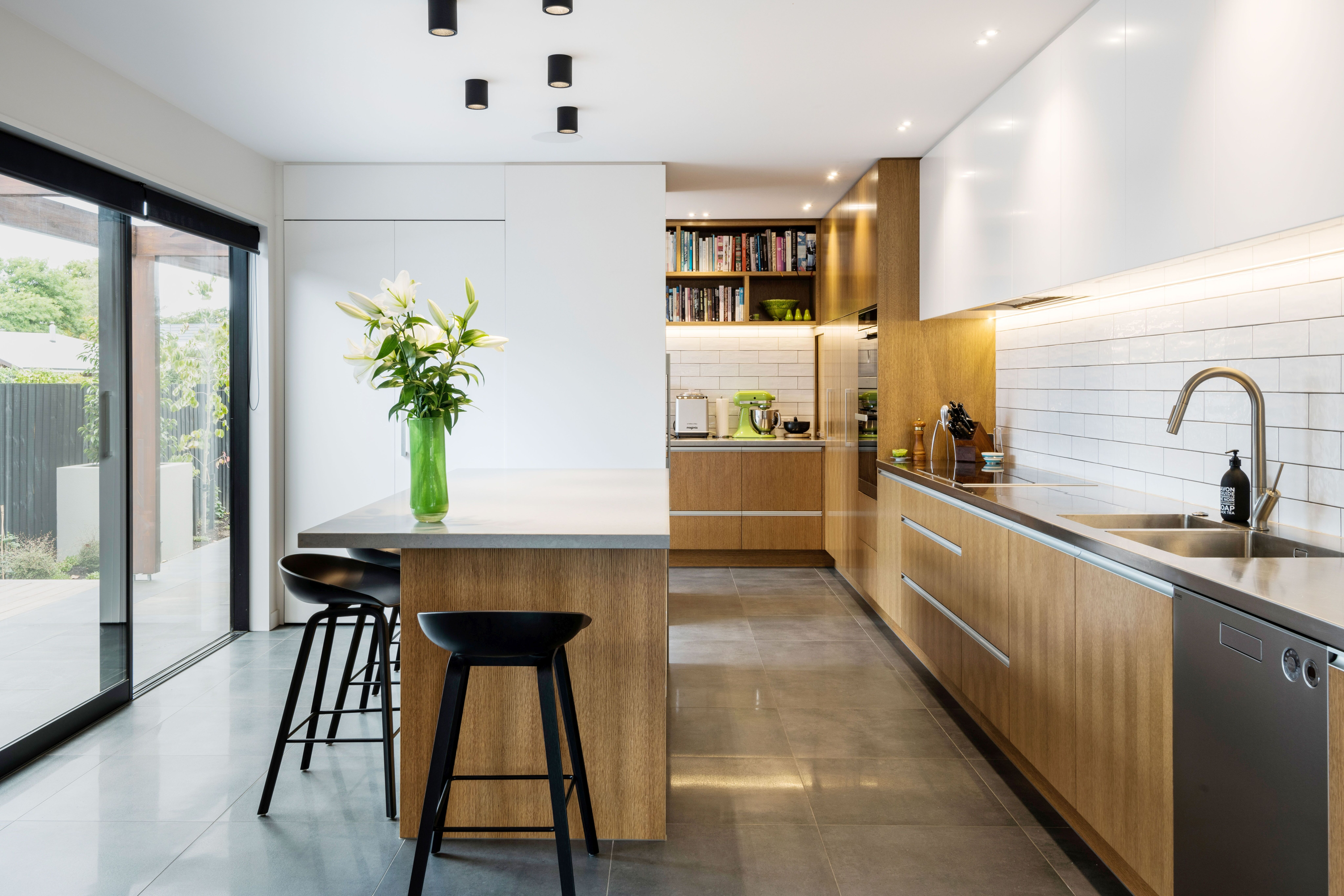 Bestwood Veneer Interior Panels Kitchens And Cabinetry Nz Archipro