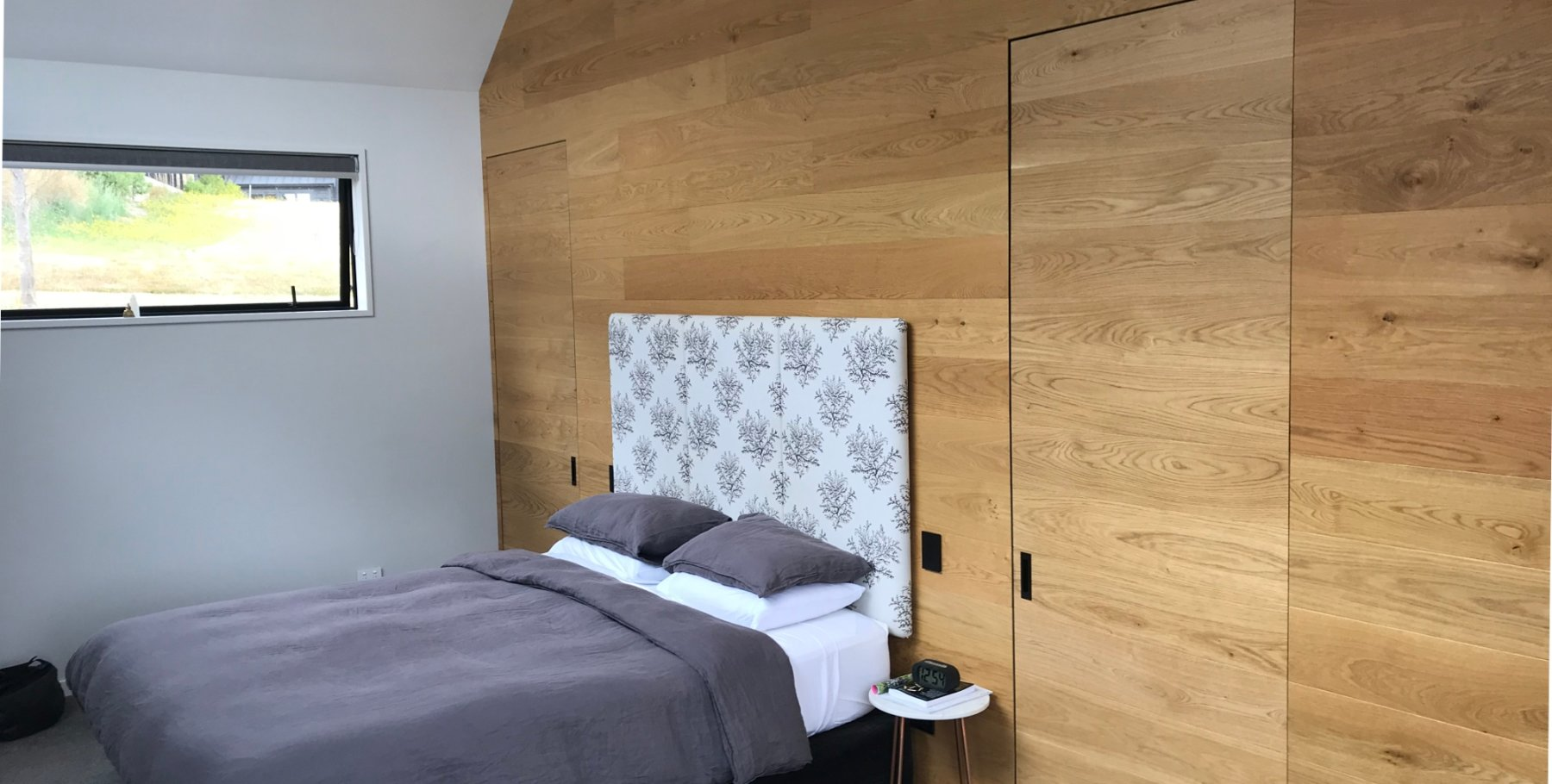 Feature Wall & Ceiling by Haro Flooring New Zealand