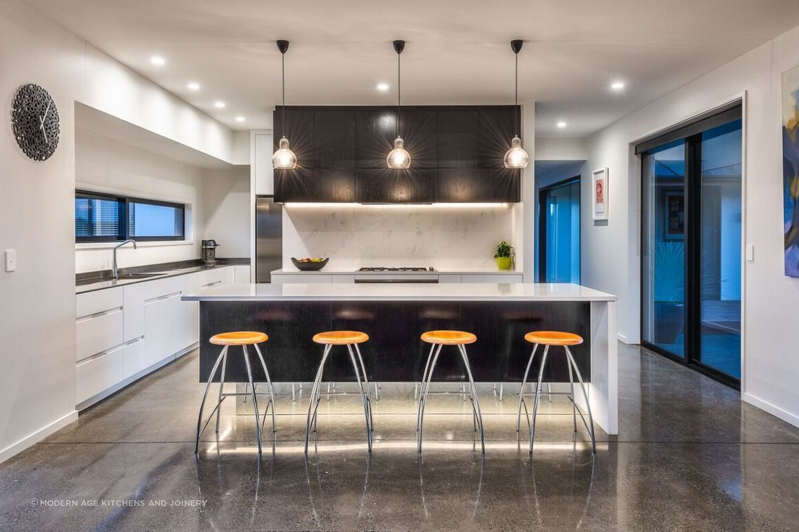 Lincoin Kitchen - Modern Age Kitchens and Joinery  ArchiPro