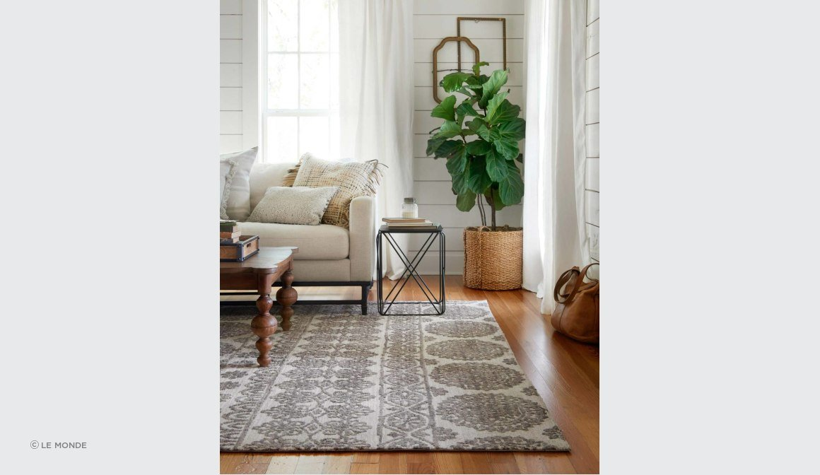 Loloi Lotus Rug Collection - Antique Ivory