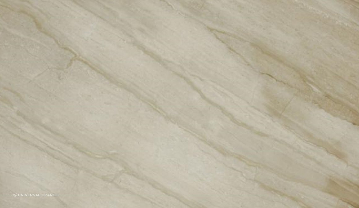Natural Marble - Daino Reale - a mid range marble from Italy in 20mm thick polished finish