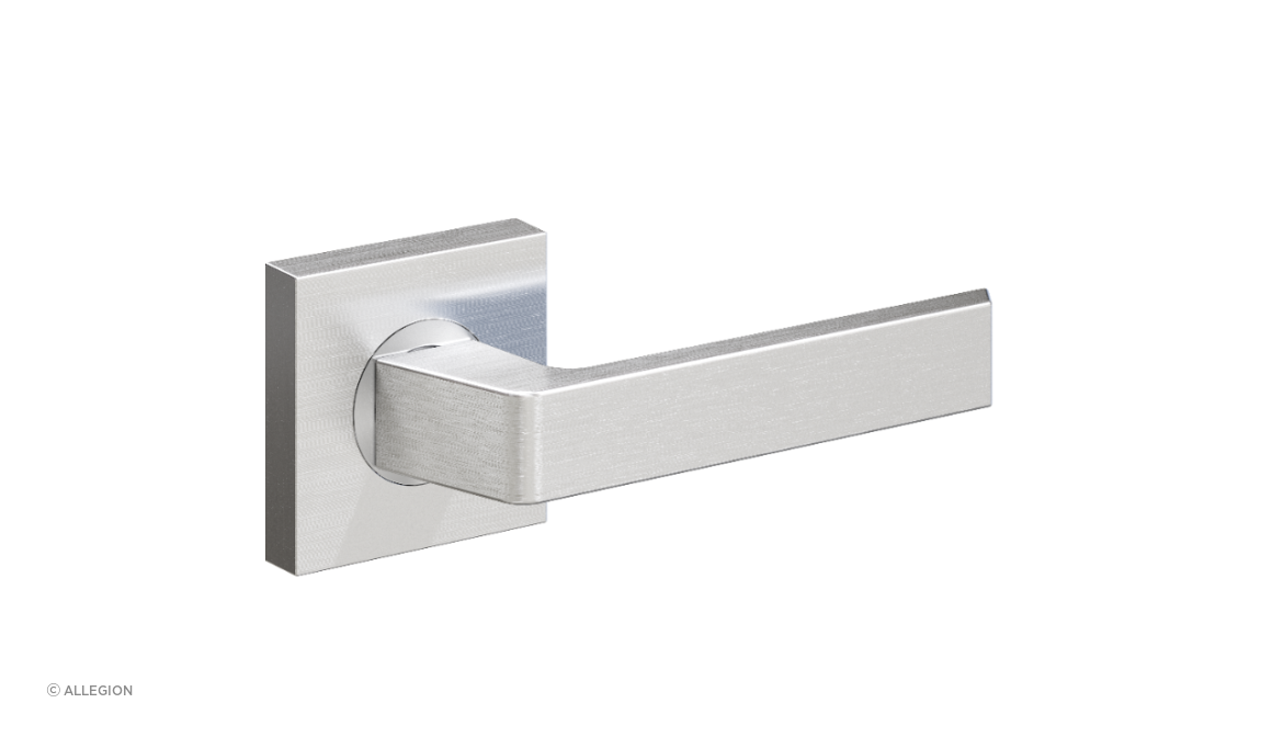 Schlage Form Series Kanso Lever