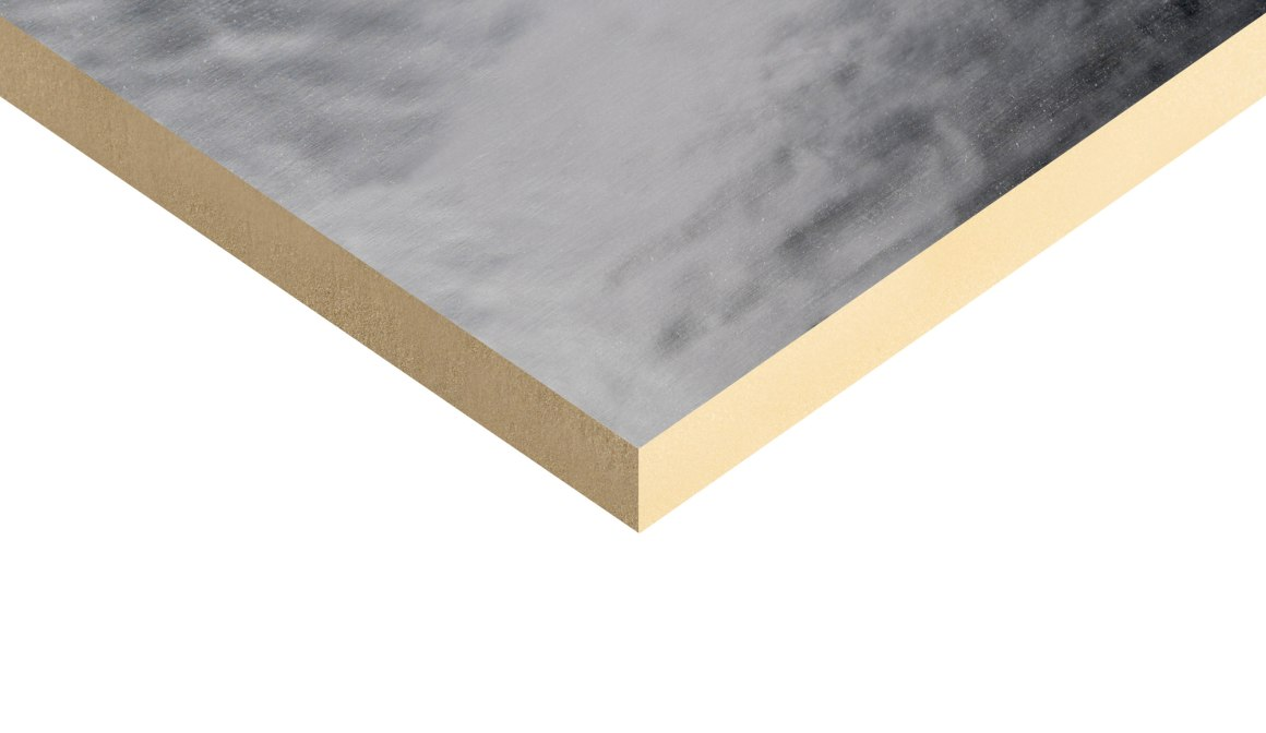 Tapered Insulation To Enhance Water Drainage From Flat Roofs