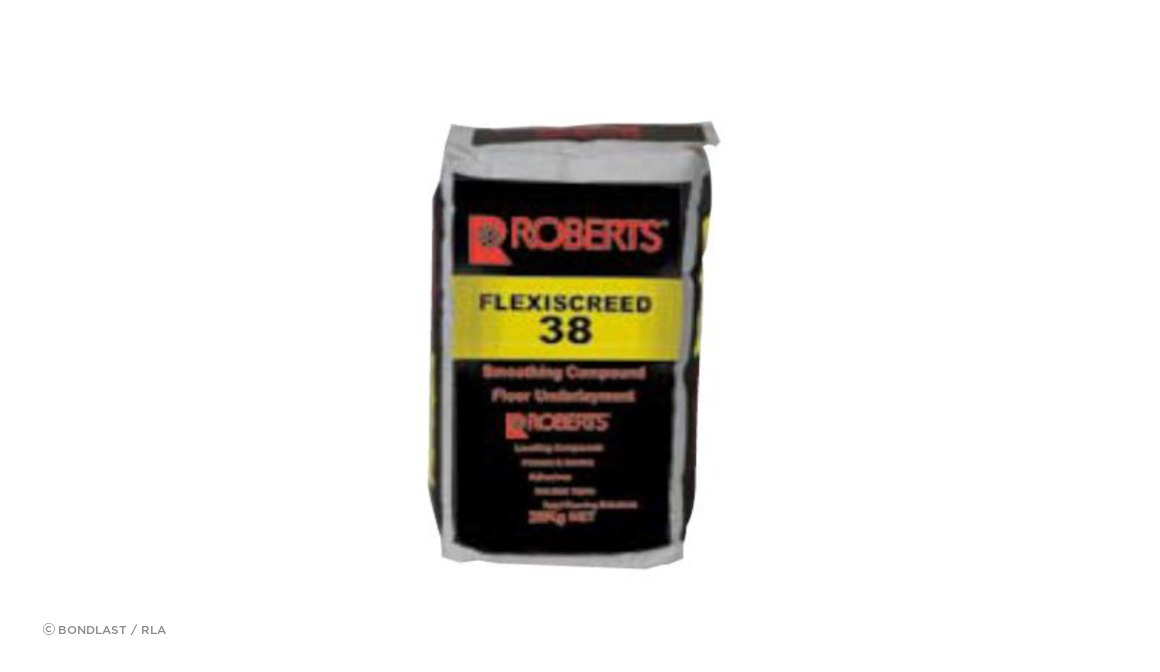 Flexiscreed 38 - Levelling Powders (Self Levelling Compounds)
