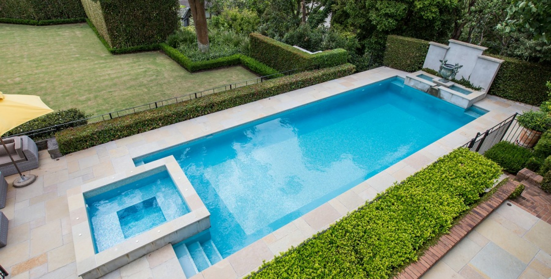 Elegant beautiful pools new zealand for Pool design new zealand