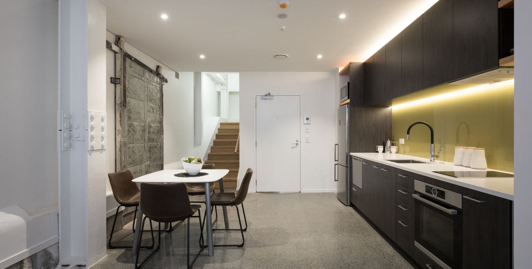 Queen Street Apartments By Pocketspace Interiors