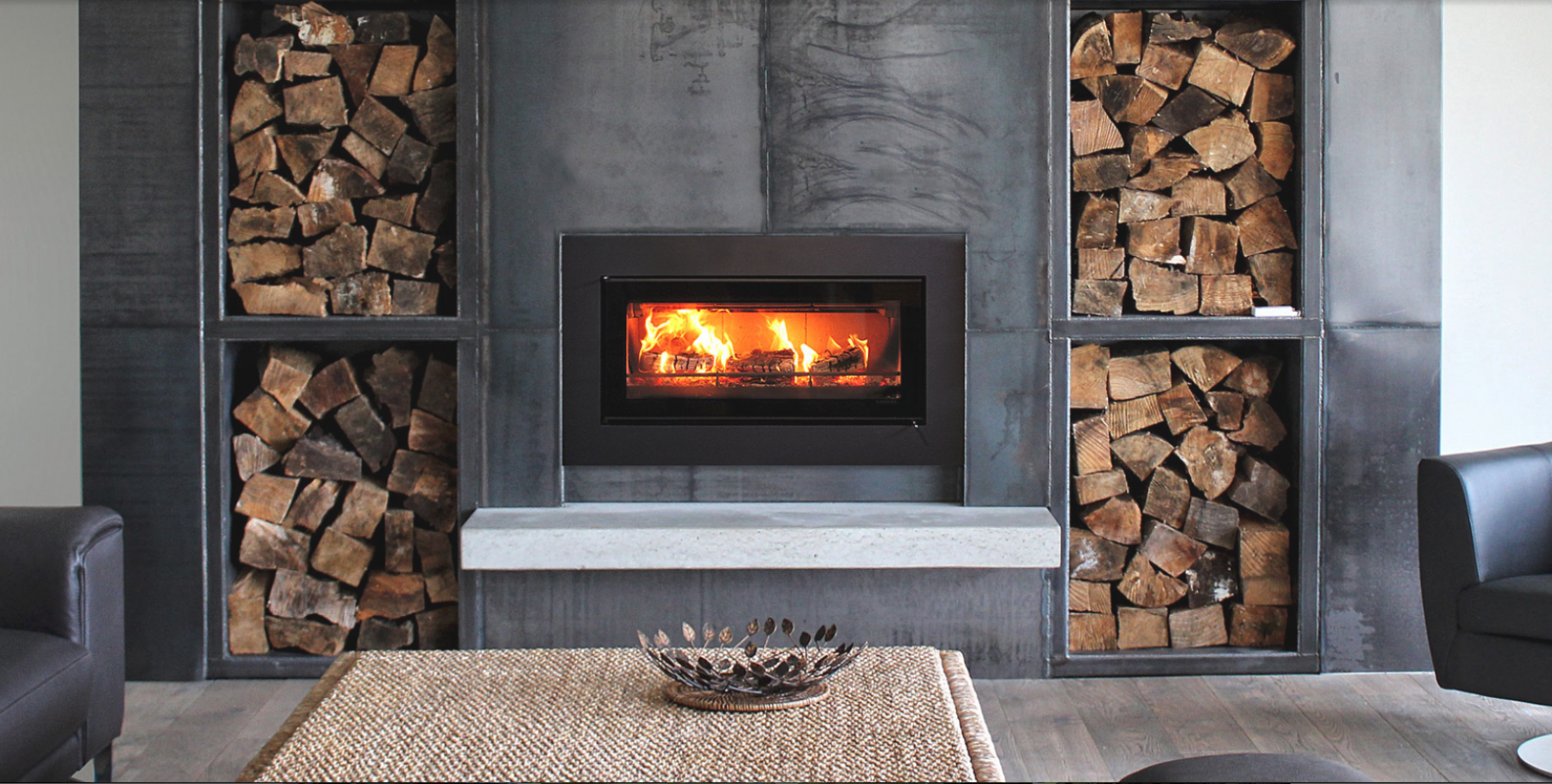 the fireplace archipro
