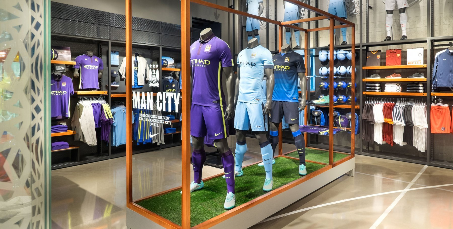 ce8835065817 World s Largest Nike Store by ARDEX New Zealand