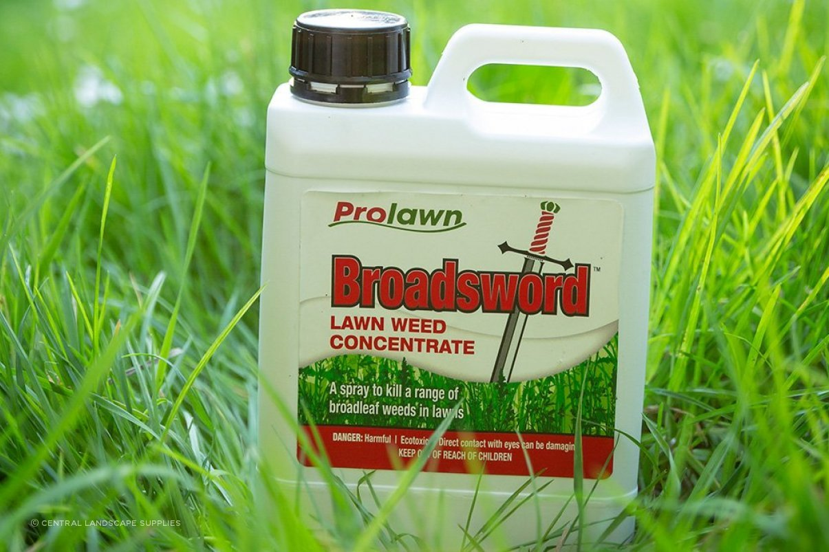 Prolawn Broadsword - Prolawn Broadsword By Central Landscape Supplies