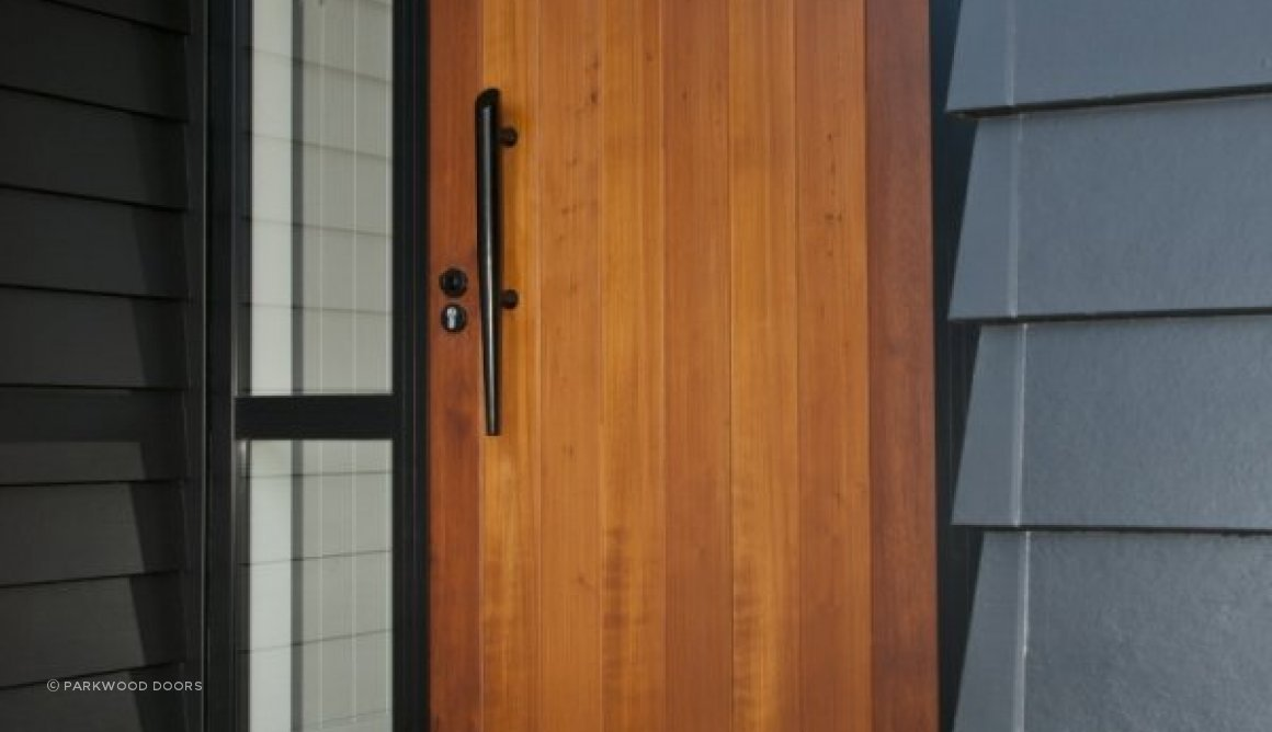 Solid Timber Entry Doors By Parkwood Doors