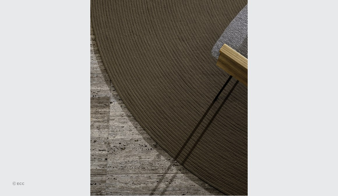 Avery Outdoor Rug by Minotti