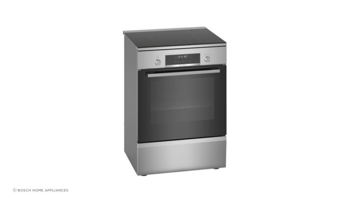 Serie 6 Free-Standing Induction Oven