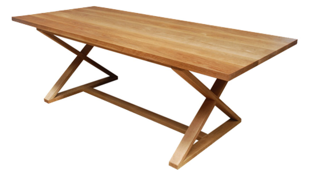Solid Oak Dining Table Dining Tables Nz Archipro