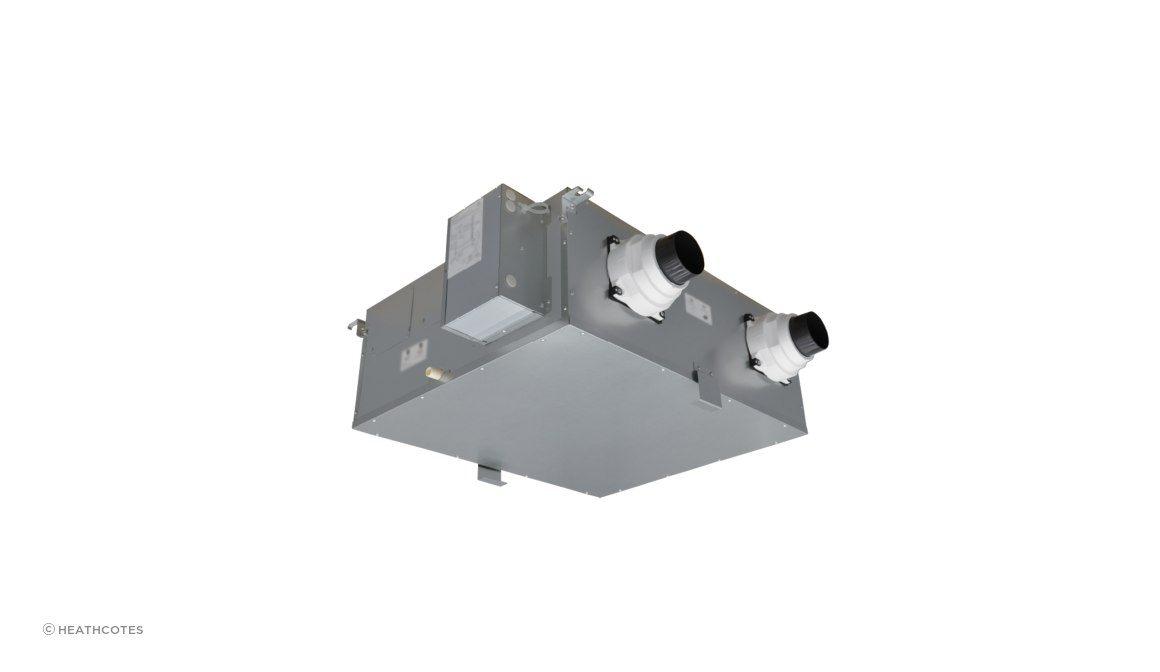 Lossnay VL220 Whole Home Heat Recovery Ventilation