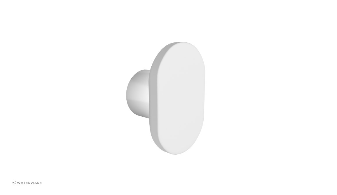 iStone Oval Robe Hook