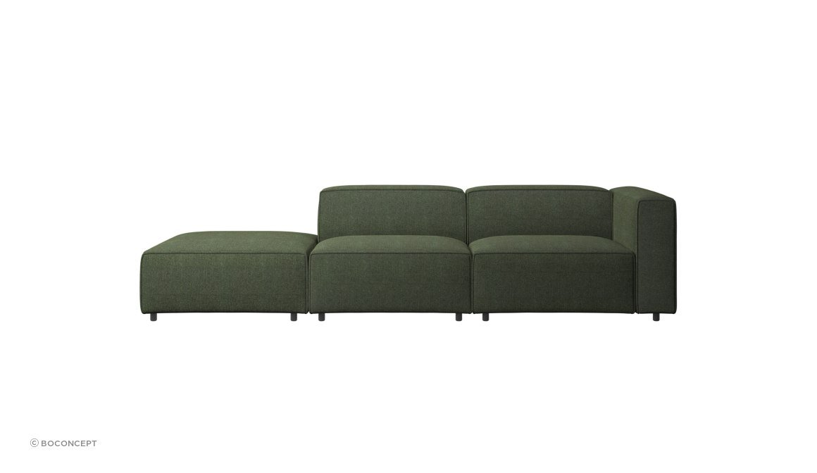 Carmo Sofa with Lounging Unit