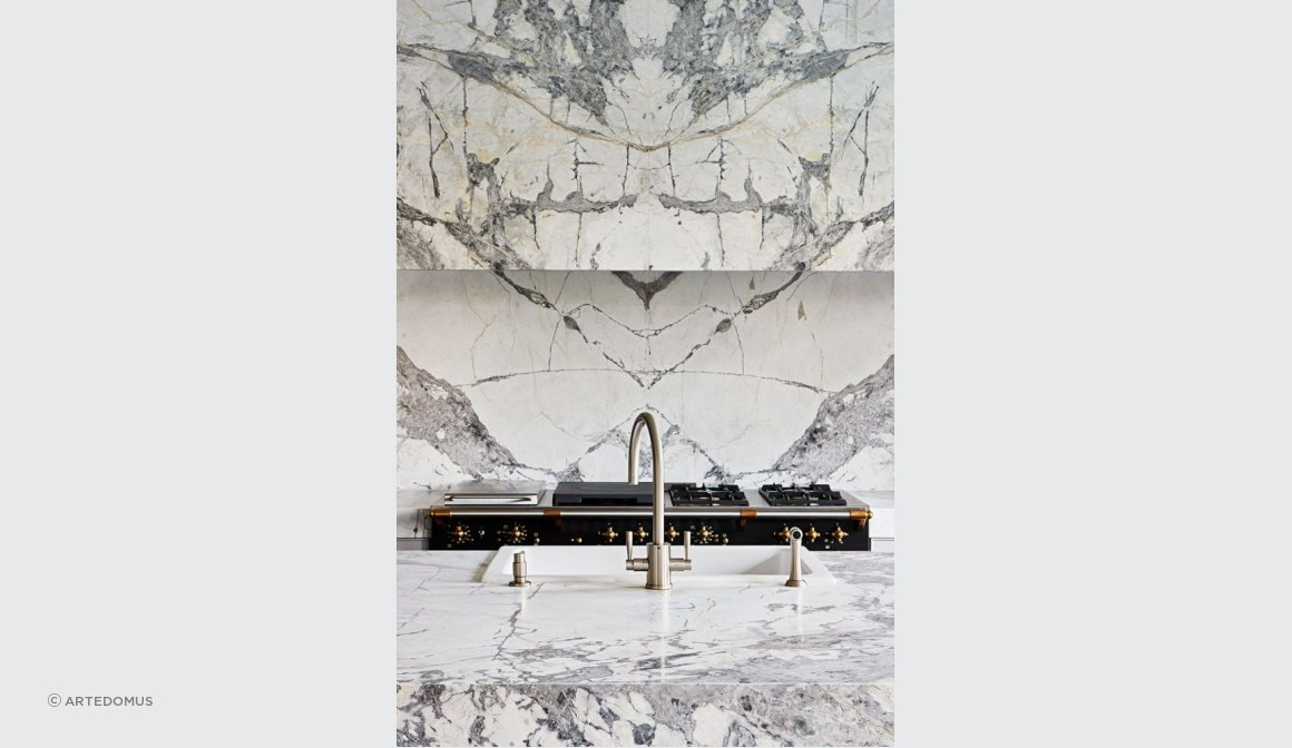 Mont Blanc Marble Slab.  Sophisticated stunningly dramatic book matched veins provide the finishing touch to any stylish home.  20 mm slab arriving early 2021.  Call now and book an appointment to view